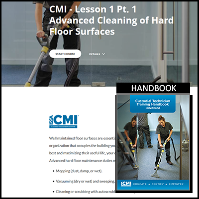 Advanced Custodial Course with Handbook